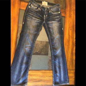 Big Star 'Liv' boot cut jeans